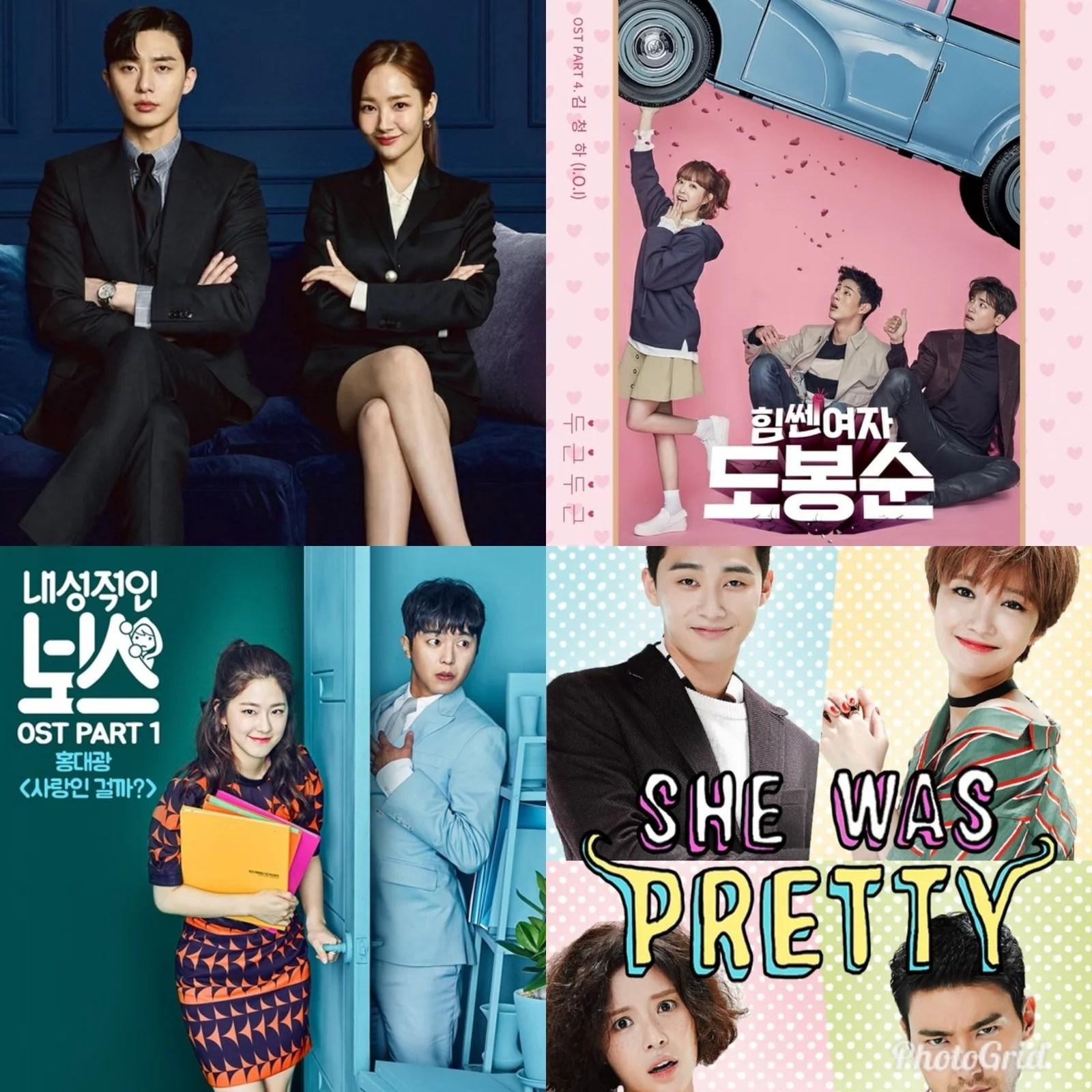 Office Romance Korean Dramas