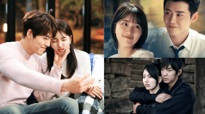 BAE SUZY'S TOP 5 KOREAN DRAMAS