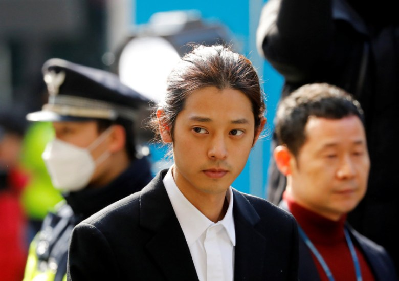 jung joon young scandal