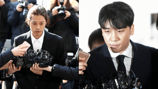 Jung joon young arrested