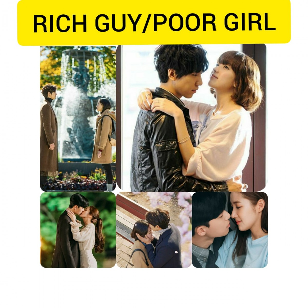 5 Rich Guy Poor Girl Korean Dramas That I Really Enjoyed