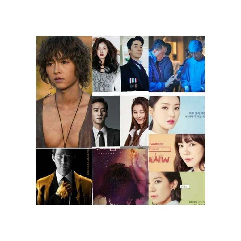 Upcoming Korean Dramas June 2019