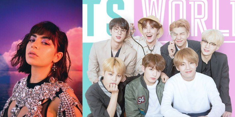 BTS featuring Charli XCX