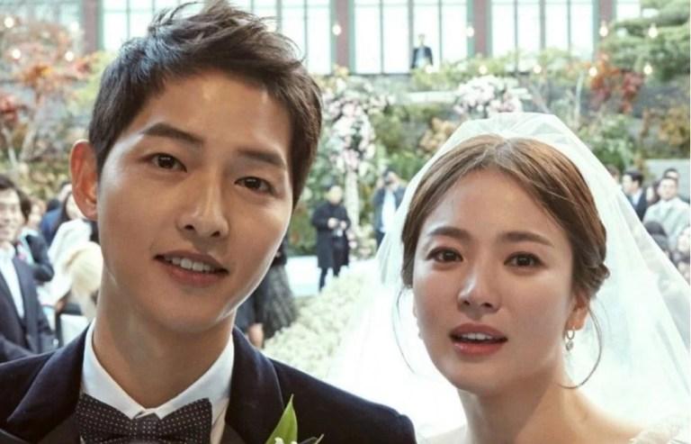 Song Joong Ki files for Divorce
