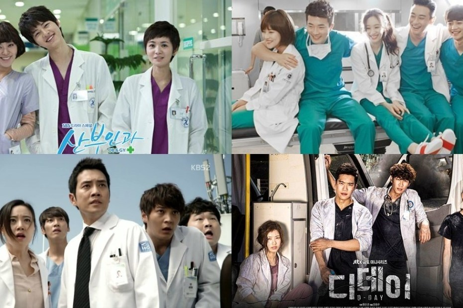 Three Medical Korean Drama 2019