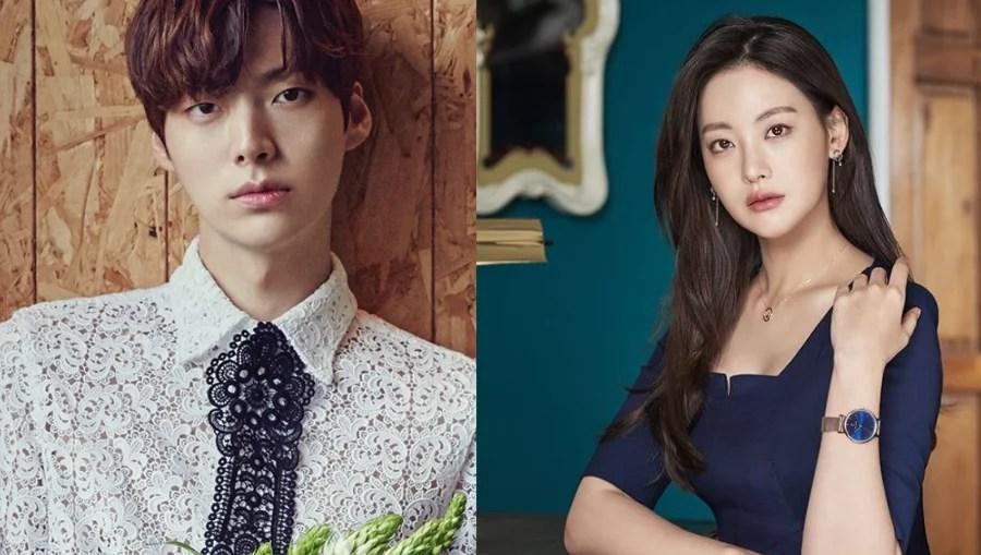 Ahn Jae Hyun And Oh Yeon Seo To Lead Upcoming Romantic Comedy