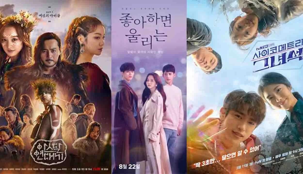 Fantasy Korean Drama 2019