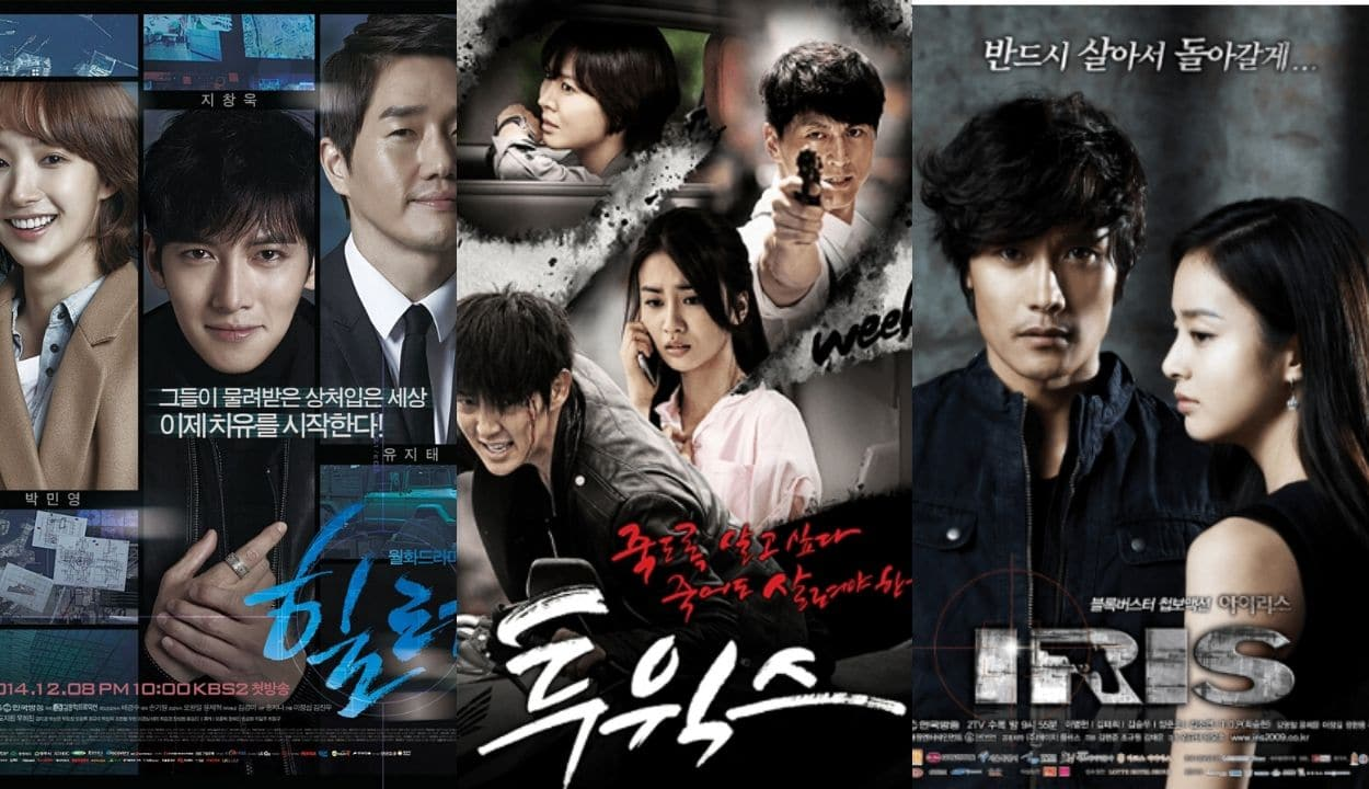 Best Action kdramas