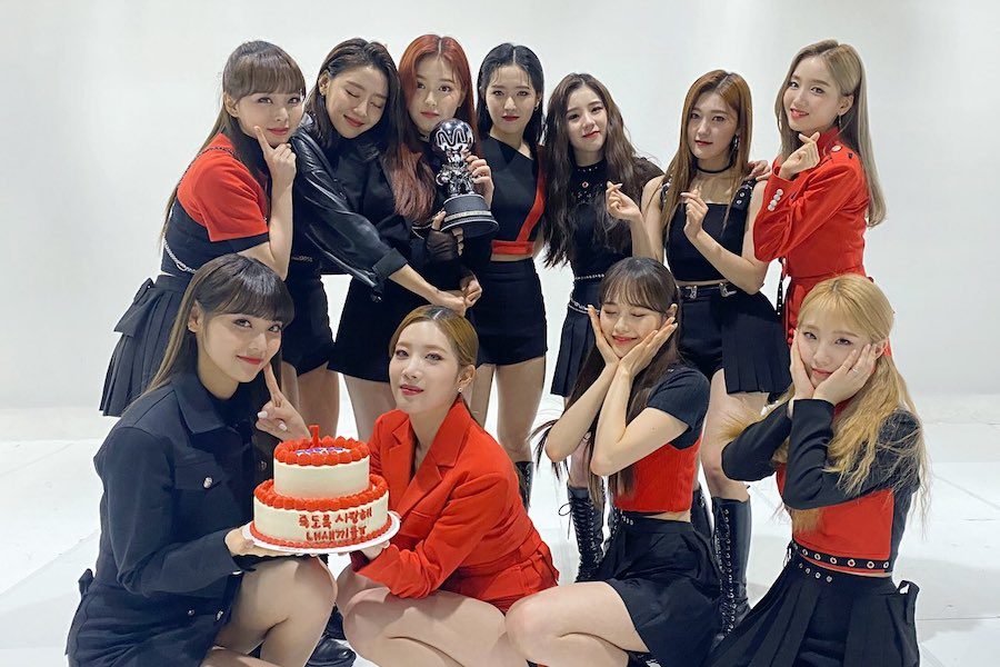 Loona First Music Show Win