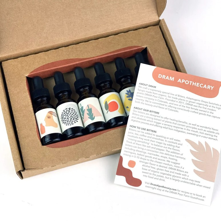 Bitters-gift-set