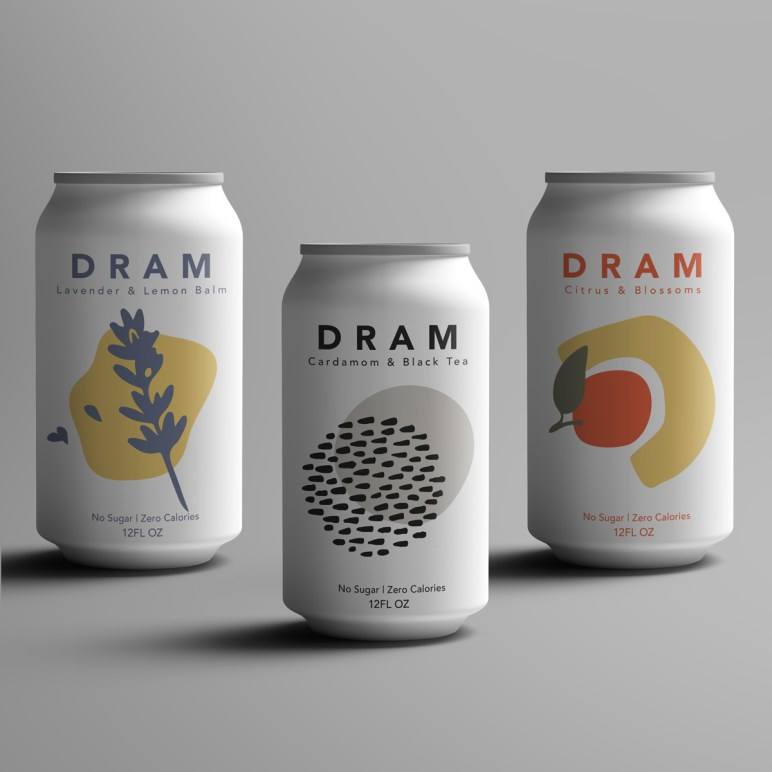 Dram Herbal Sparkling Water Sampler