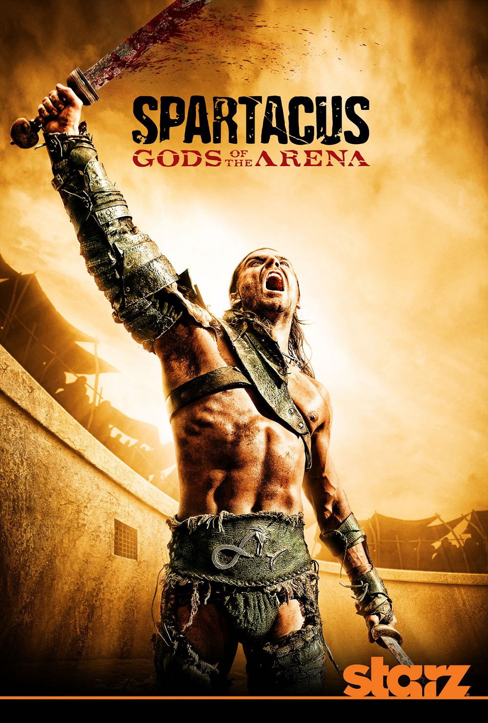 浴血戰士前傳: 競技場之神 Spartacus: Gods of the Arena-DramaQueen電視迷