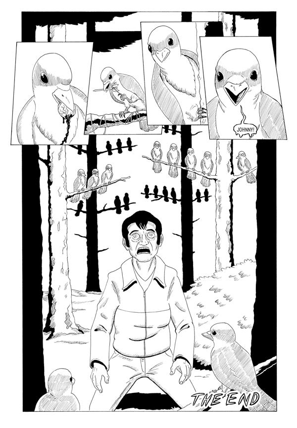 Bird Brains page 14