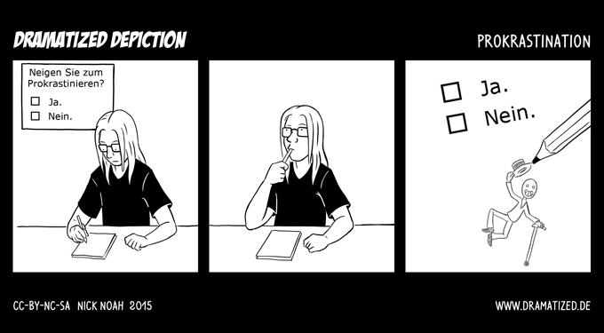 Prokrastination