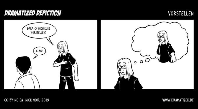 Vorstellen