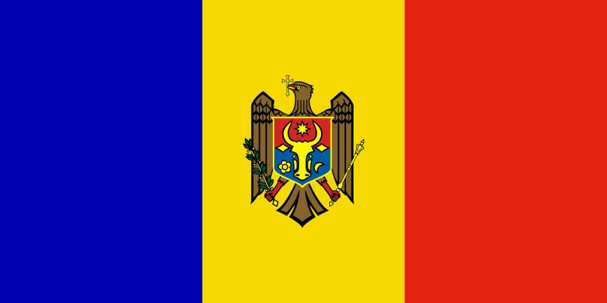 Drapeau de la Moldavie, Drapeaux du pays Moldavie