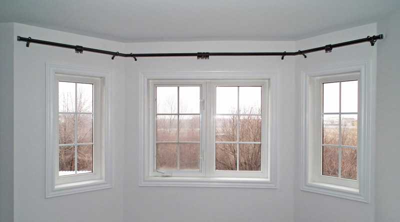 Image Result For How To Decorate A Living Room With A Bay Window