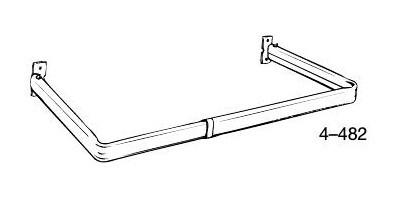 canopy rod