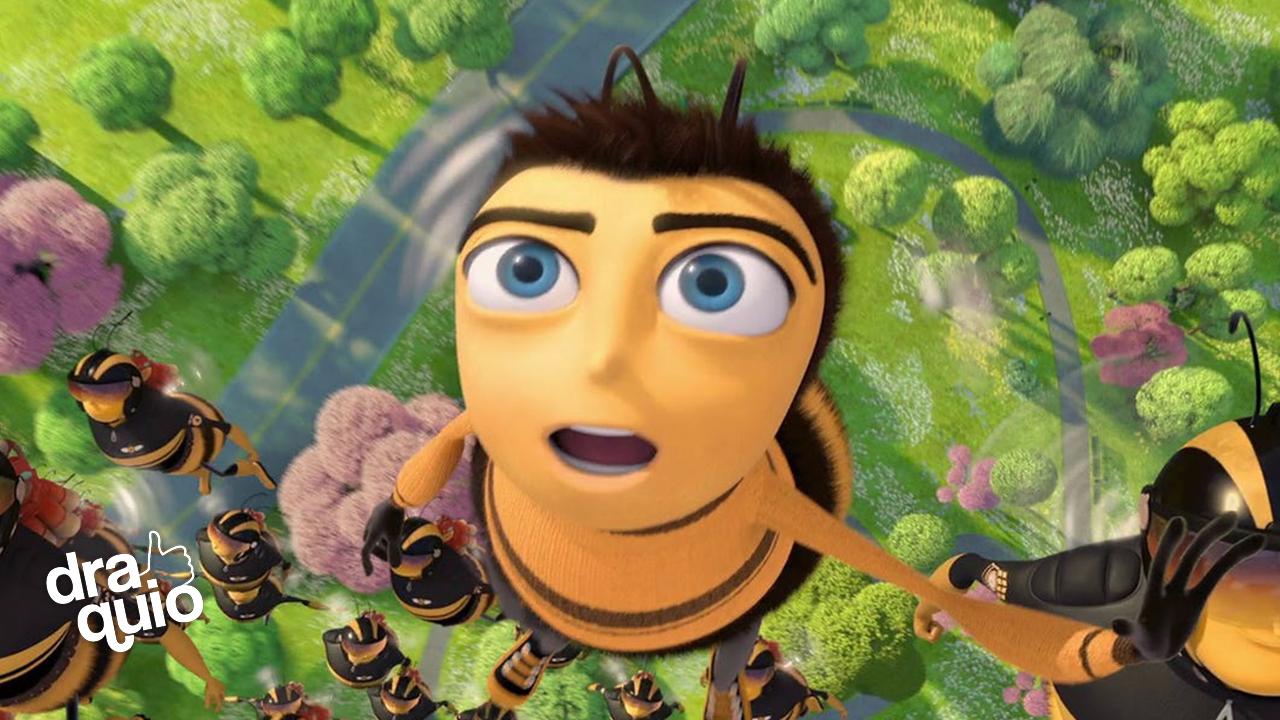 Las Voces de Bee Movie