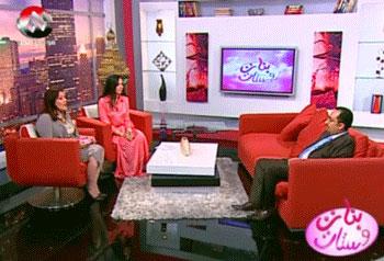 دكتور اشرف صبري علي التلفزيون