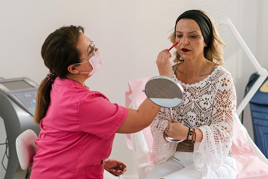 volumen facial en la clinica de valencia y liria