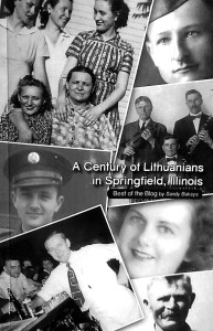 """A Century of Lithuanians in Springfield, Illinois"" viršelis."