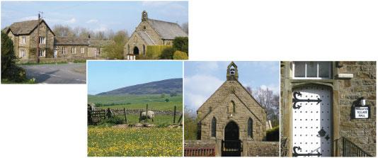 Draughton Village, North Yorkshire
