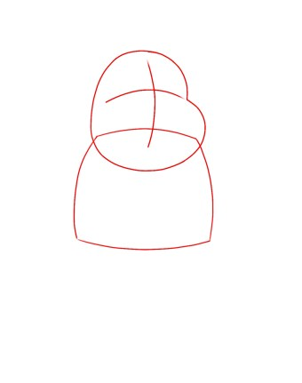 How To Draw Steven Universe Step 1