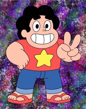 How To Draw Steven Universe Step 12