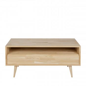 tygo meuble tv design chene massif