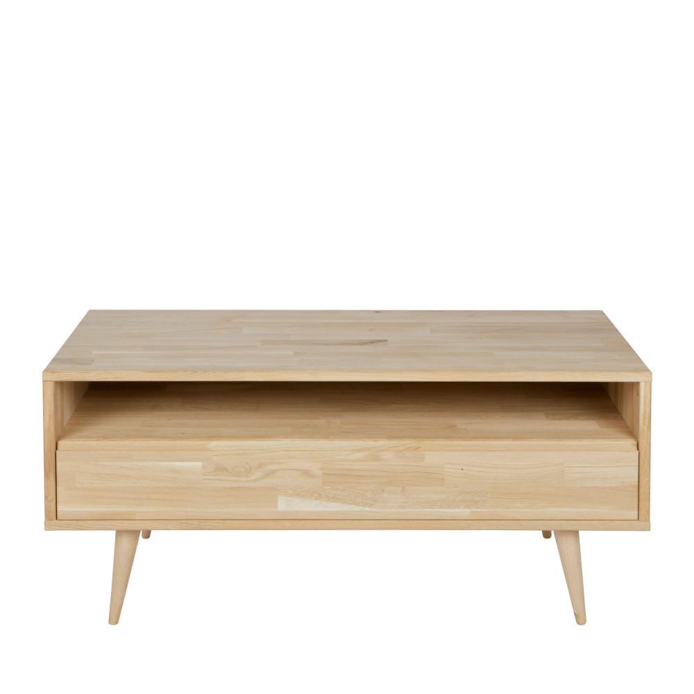 meuble tv design chene massif woood tygo