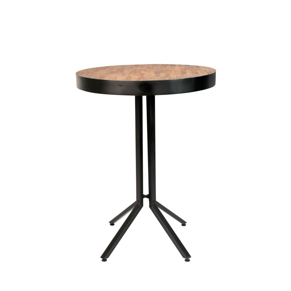 table de bar ronde maze