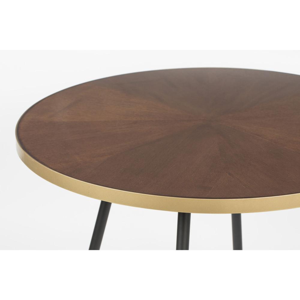table a manger ronde o91cm denise