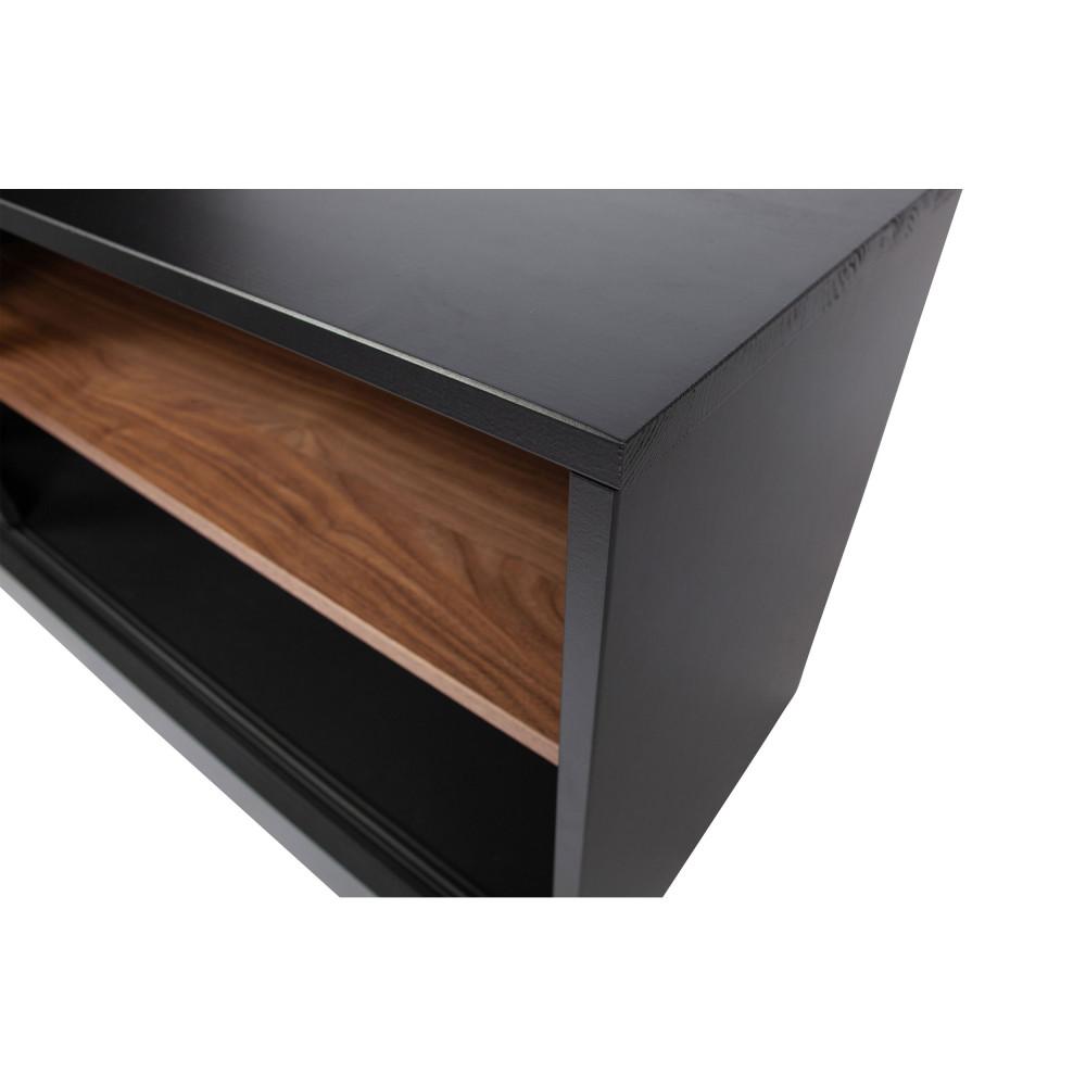 meuble tv en bois woood james