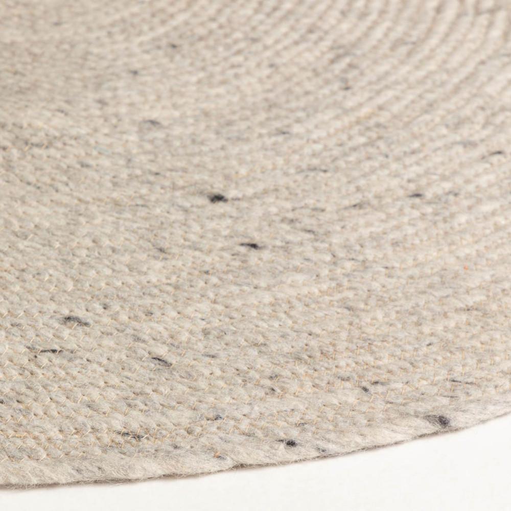 https www drawer fr tapis 606053 tapis rond laine gris clair dehesas html