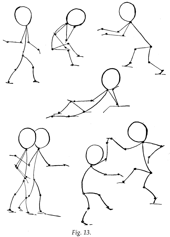 Stick Figure Drawing Ideas