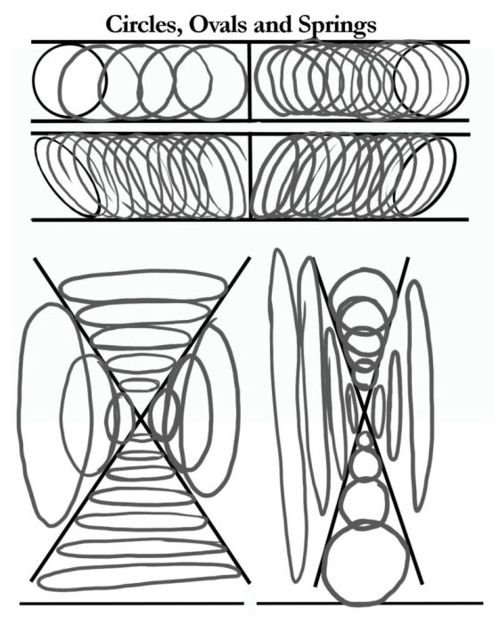 circles ovals and springs III da 1