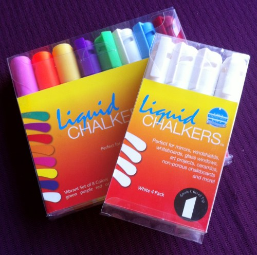Drawing For Kids Liquid Chalkers