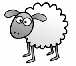 Nerdy Sheep