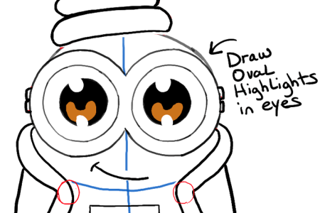 How To Draw Minions Bob Easy Step YouTube The Minion With A Teddy Bear From Movie Drawing