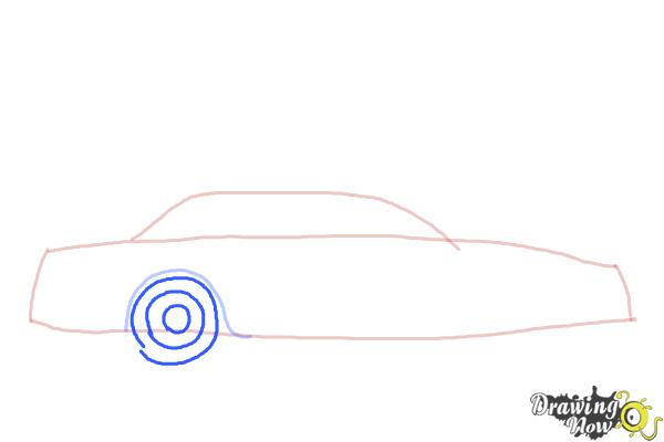 How To Draw A Police Car Drawingnow