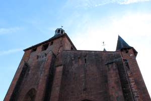 Collonges-la-rouge - Correze - France - Article de voyage by Drawingsandthings