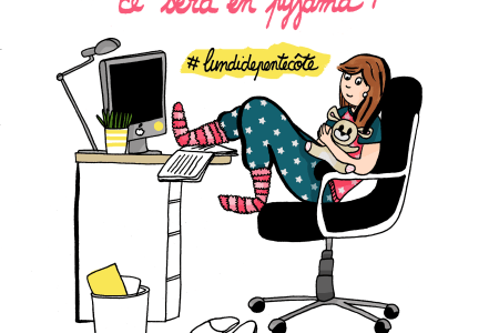 Lundi-de-pentecôte-Work-Travail-Pyjama-Illustration-by-Drawingsandthings