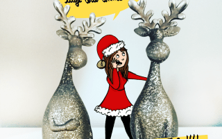 On est proche de Noel - Illustration by Drawingsandthings