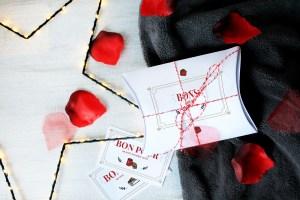 Des bons à télécharger pour la Saint-Valentin - DIY by Drawings and things