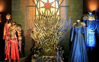 Exposition Game Of Thrones à Barcelone by Drawingsandthings