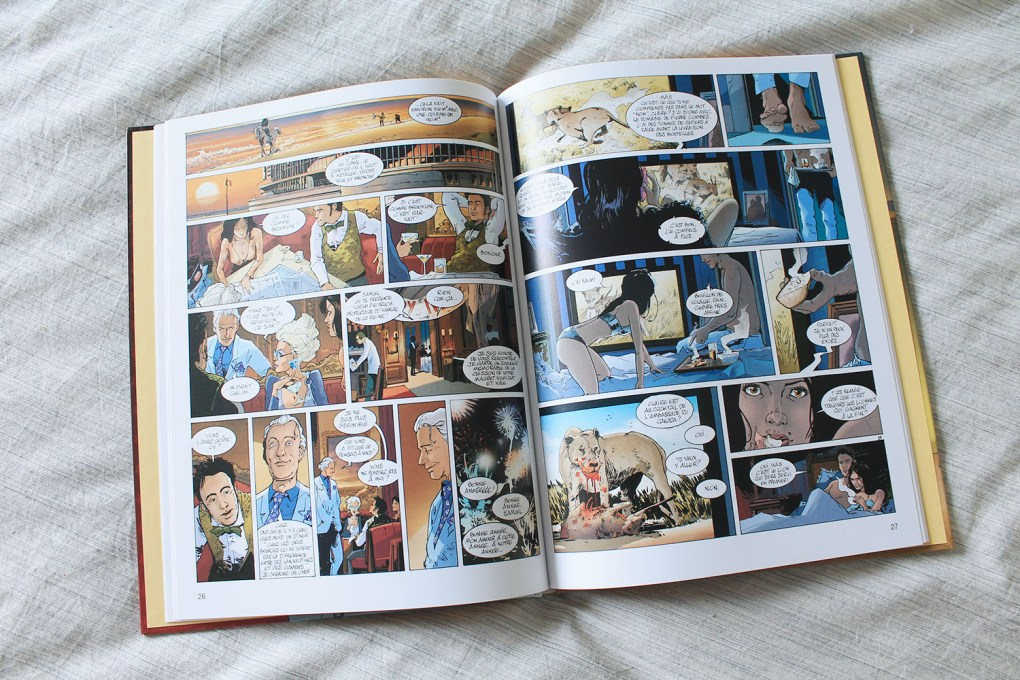 Mes Lectures BD - Etoilé - Tome 1 - Hors d'oeuvre - Brahy Lehericey Desmarès - by Drawingsandthings