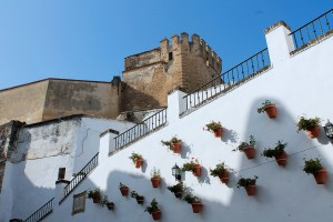 Arcos de la frontera - Andalousie by Drawingsandthings