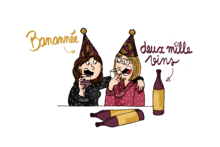 Banannée-Deux-mille-vins-Illustration-by-Drawingsandthings