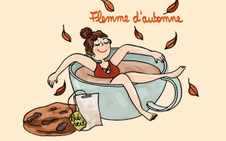 Flemme-Automne-Profil-Illustration-by-Drawingsandthings2